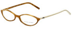 Ralph Lauren Designer Eyeglasses RL6011-5041 in Brown Ivory 51mm :: Rx Bi-Focal