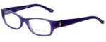 Ralph Lauren Designer Eyeglasses RL6058-5337 in Violet 51mm :: Rx Bi-Focal