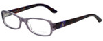 Ralph Lauren Designer Eyeglasses RL6075-5306 in Lilac 50mm :: Rx Bi-Focal