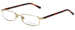 Ralph Lauren Polo Designer Eyeglasses Polo-1012-9004 in Gold 48mm :: Rx Single Vision