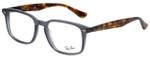 Ray-Ban Designer Eyeglasses RB5353-5629-50 in Smoke Tortoise 50mm :: Custom Left & Right Lens