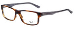 Ray-Ban Designer Reading Glasses RB5245-5607 in Tortoise Smoke 54mm