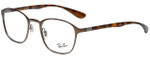 Ray-Ban Designer Eyeglasses RB6357-2877 in Tortoise 48mm :: Progressive
