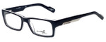 Arnette Designer Eyeglasses 7039-1097 in Dark Blue White 49mm :: Custom Left & Right Lens