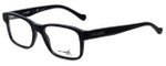 Arnette Designer Eyeglasses Cross Fade7087-1165 in Black 51mm :: Rx Single Vision
