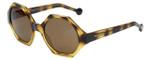 Jonathan Adler Designer Sunglasses Waikiki in Tortoise