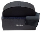 Prada Authentic Hard Eyeglass Case in Black Small Size