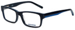 Converse Designer Eyeglasses Destination-Black in Black 52mm :: Rx Single Vision