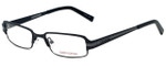 Converse Designer Eyeglasses I-Dont-Know-Black in Black 49mm :: Custom Left & Right Lens