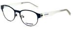 Converse Designer Eyeglasses Q030-Navy in Navy and Ice 49mm :: Custom Left & Right Lens