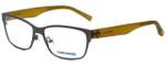 Converse Designer Eyeglasses Shutter-Slate in Slate Mustard 49mm :: Rx Single Vision