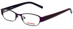Converse Designer Eyeglasses K006-Purple in Purple 49mm :: Rx Bi-Focal