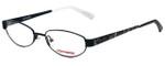 Converse Designer Eyeglasses Purr-BLK in Black 49mm :: Rx Bi-Focal