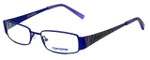 Converse Designer Eyeglasses Q003-Purple in Purple 50mm :: Rx Bi-Focal