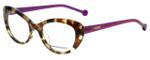 Jonathan Adler Designer Eyeglasses JA302-TokTor in Tokyo Tortoise 51mm :: Custom Left & Right Lens