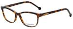 Jonathan Adler Designer Eyeglasses JA316-Tortoise in Tortoise 53mm :: Custom Left & Right Lens