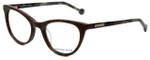 Jonathan Adler Designer Eyeglasses JA307-Brown in Brown 51mm :: Progressive