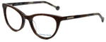Jonathan Adler Designer Eyeglasses JA307-Brown in Brown 51mm :: Rx Bi-Focal