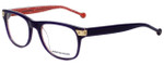 Jonathan Adler Designer Eyeglasses JA311-Purple in Purple 53mm :: Rx Bi-Focal