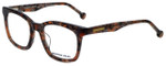 Jonathan Adler Designer Eyeglasses JA312-Brown in Brown 49mm :: Rx Bi-Focal