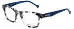 Jonathan Adler Designer Reading Glasses JA300-White in White Tortoise 53mm
