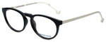 Jonathan Adler Designer Reading Glasses JA306-Black in Black 51mm