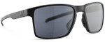 Adidas Designer Sunglasses Wayfinder in Black Matte & Grey Lens
