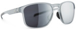 Adidas Designer Sunglasses Protean in Crystal Grey & Chrome Mirror Lens