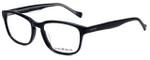 Lucky Brand Designer Eyeglasses Folklore-Black in Black 52mm :: Progressive