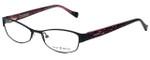 Lucky Brand Designer Reading Glasses Delilah-BLK in Black 52mm