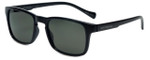 Lucky Brand Designer Sunglasses Hyannis in Black with Grey Lens