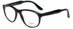 Prada Designer Eyeglasses VPR12S-1AB-1O1 in Black 54mm :: Rx Single Vision