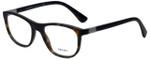 Prada Designer Eyeglasses VPR29S-HAQ1O1-54 in Matte Havana 54mm :: Rx Single Vision