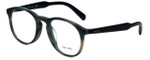 Prada Designer Eyeglasses VPR19SF-USD1O1-50 in Matte Grey 50mm :: Progressive