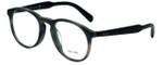Prada Designer Eyeglasses VPR19SF-USD1O1-50 in Matte Grey 50mm :: Rx Bi-Focal