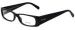 Prada Designer Reading Glasses VPR17L-7N61O1 in Brown 51mm