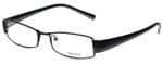 Prada Designer Eyeglasses VPR53H-7651O1 in Opaque Black 52mm :: Custom Left & Right Lens