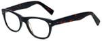Eyefly Designer Eyeglasses Mensah-Jomo-Street in Black 50mm :: Custom Left & Right Lens