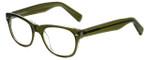 Eyefly Designer Eyeglasses Mensah-Jomo-Street in Olive 50mm :: Rx Bi-Focal