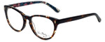 Vera Bradley Designer Eyeglasses Adel-AVT in African Violet 52mm :: Custom Left & Right Lens