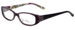 Vera Bradley Designer Eyeglasses Alyssa-PRD in Portobello Road 52mm :: Rx Single Vision