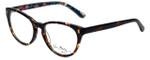 Vera Bradley Designer Eyeglasses Adel-AVT in African Violet 52mm :: Rx Bi-Focal