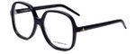 Liz Claiborne Designer Eyeglasses LC-19-57mm in Violet Marble 57mm :: Rx Single Vision