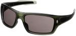 Oakley Designer Sunglasses Turbine OO9263-19 in Matte Olive Ink with Grey Lens