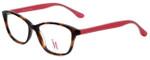 Isaac Mizrahi Designer Eyeglasses M103-02 in Tortoise Pink 53mm :: Progressive