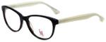 Isaac Mizrahi Designer Reading Glasses M105-02 in Tortoise 52mm