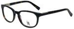 Isaac Mizrahi Designer Eyeglasses M502-02 in Tortoise 53mm :: Custom Left & Right Lens
