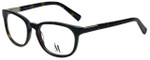 Isaac Mizrahi Designer Reading Glasses M502-02 in Tortoise 53mm