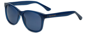 001a31f6926 Isaac Mizrahi Designer Sunglasses IM78-92 in Navy with Blue Lens ...