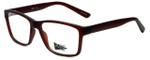 2000 and Beyond Designer Eyeglasses 3059-MBRN in Matte Brown 55mm :: Rx Single Vision